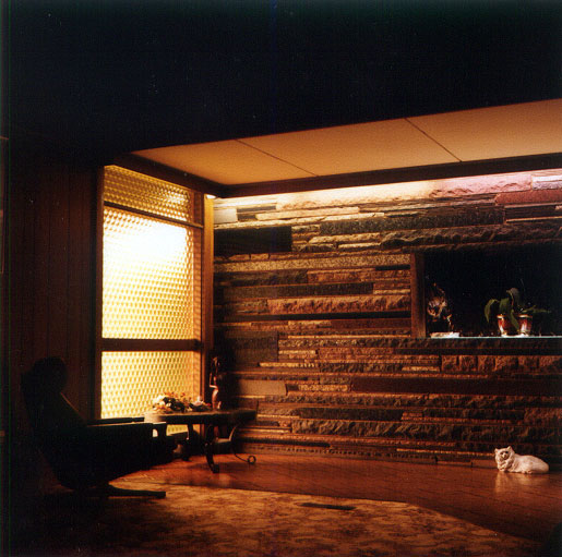 Jane Burton | Glen Eira Lounge Room I. 1998 | Type C photograph | 48 x 48 cm | Glen Eira City Council Art Collection