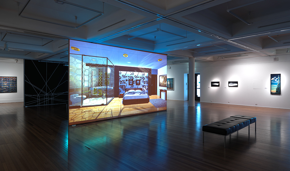 Stephen Haley: Somewhere About Now | Installation view